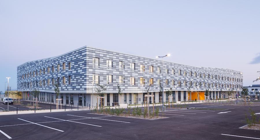 bâtiment architecture moderne
